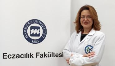 Eczacılık Fakültesi Dekanı Prof. Dr. Ş. Güniz Küçükgüzel'in TÜSEB Proje Başarısı