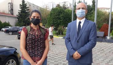 Rektörümüz Prof. Dr. Erol Özvar Öğrencilerin Sorunlarıyla İlgilendi