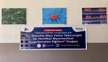 Nanoteknoloji Merkezi 2. Kez TÜBİTAK 4005 Bilim ve Toplum Projesi Kazandı