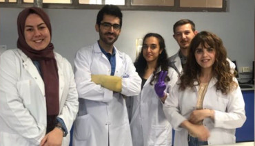 NBUAM Araştırmacılarının Başarısı