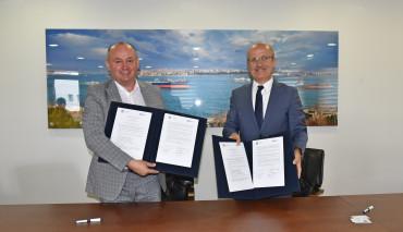 Marmara Üniversitesi ve West Ukrainian National University Arasında İş Birliği Protokolü İmzalandı
